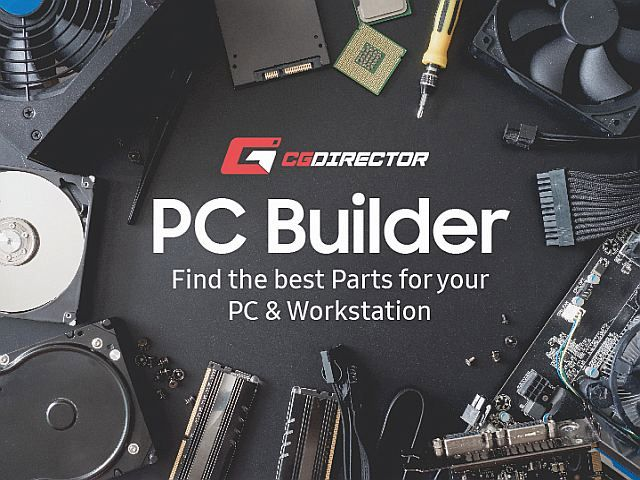 CGDirector PC-Builder