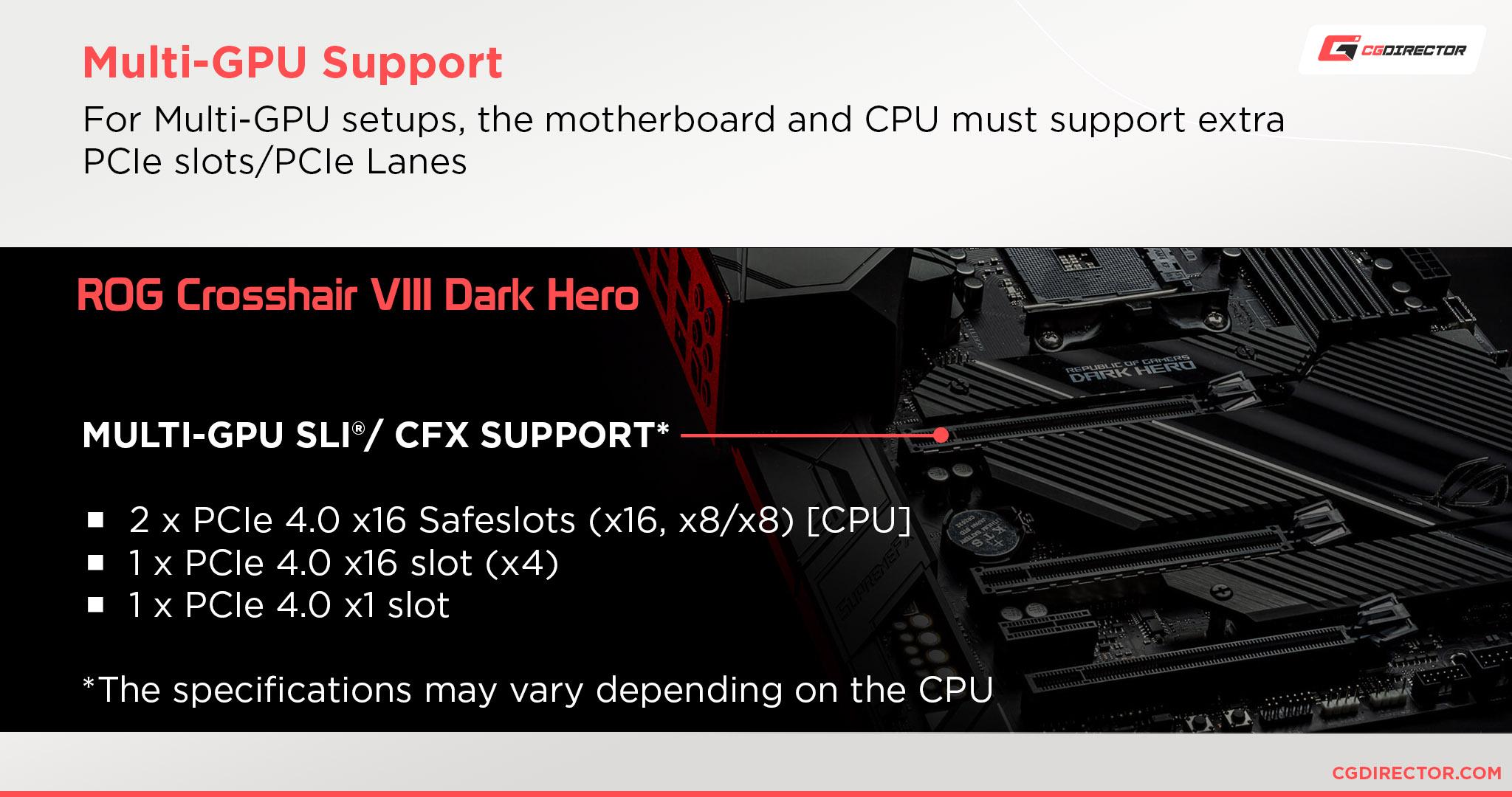 Multi-GPU Support