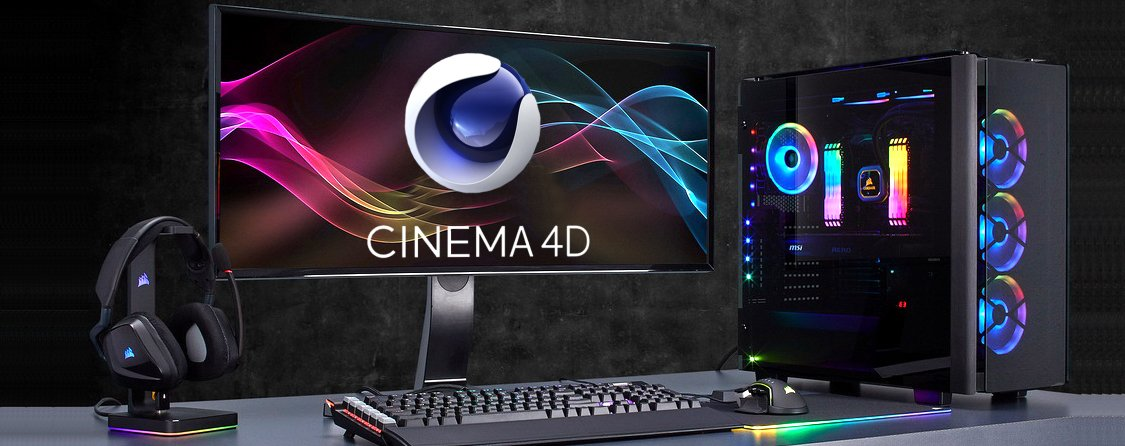 Best Cinema 4D PC Workstation Computer - CG Director