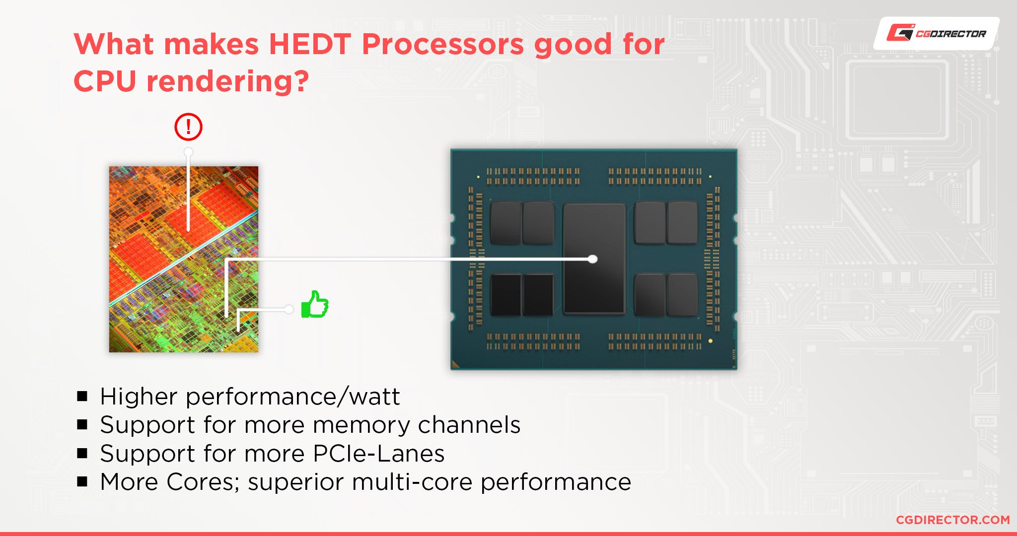 HEDT Processors