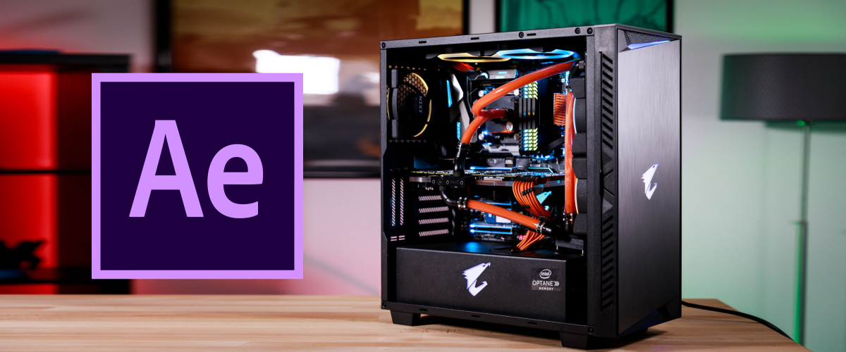 Best After Effects PC Workstation Computer - CG Director