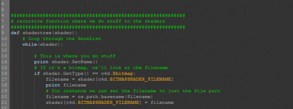 Cinema 4d Find missing Textures - CG Director