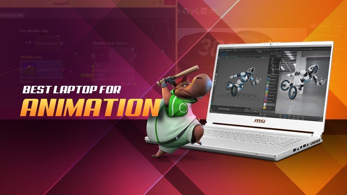 Best Laptop for Animation [2021 Guide]