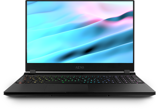 Gigabyte Aero 15 Best Laptop for Animation