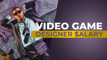 Video Game Designer Salary (Updated)