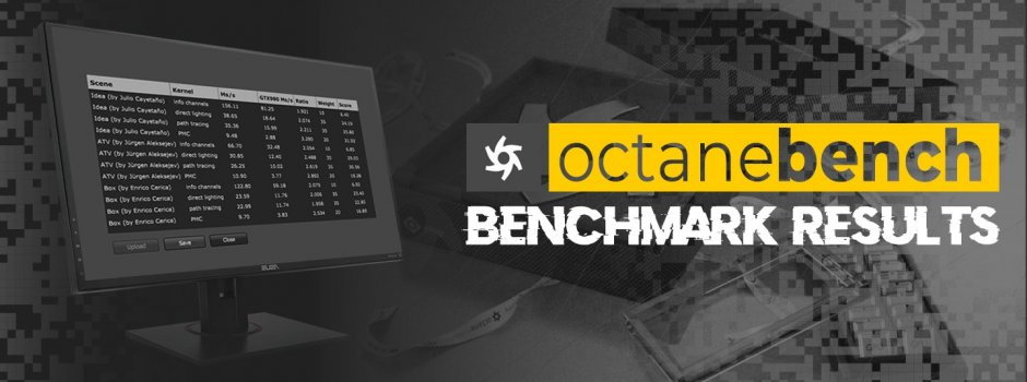 Octanebench Benchmark Results (Updated Scores)