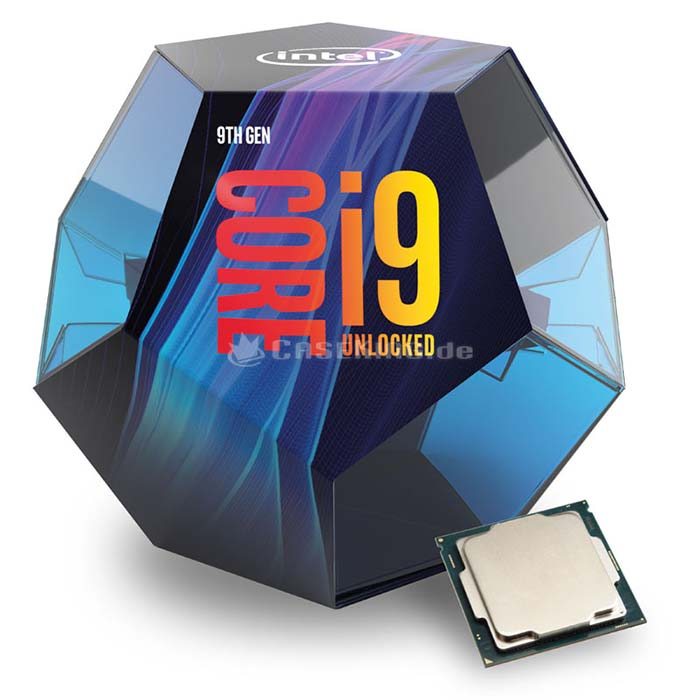 Best CPU for Video Editing - Core i9 9900K