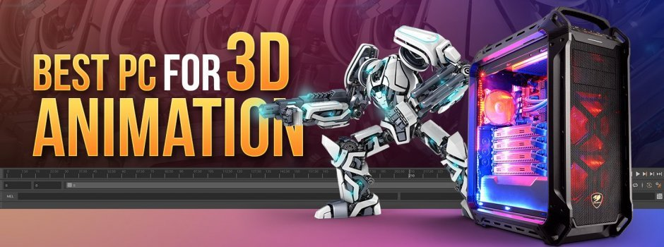 Building the best PC for 3D Animation in 2019