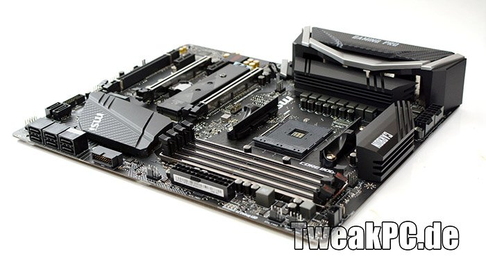 MSI Mainboard for CAD