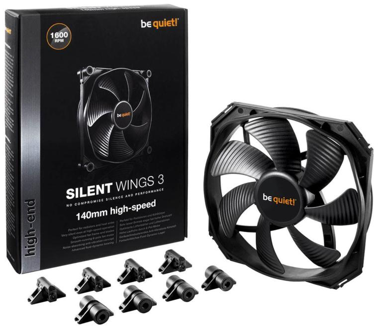 Parts needed to build a PC - Case Fans
