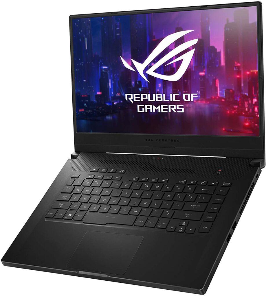 Best Laptop for Video Editing - Asus ROG Zephyrus