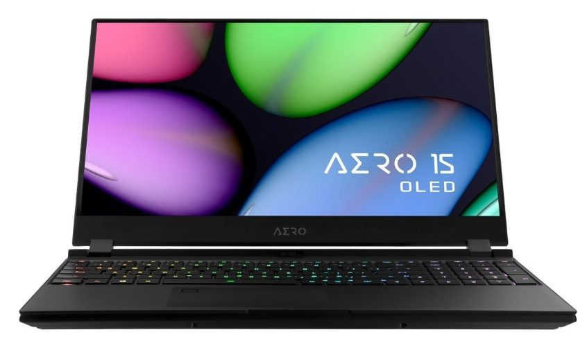 Gigabyte Aero 15 OLED Creator Laptop
