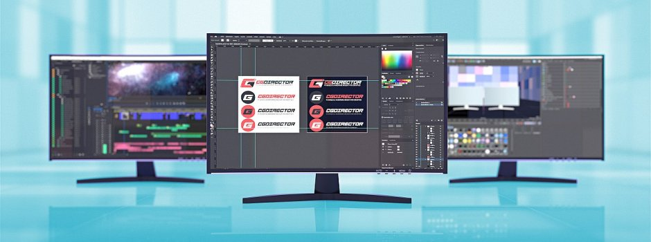 Best Monitor for Graphic Design, Video Editing & 3D Animation