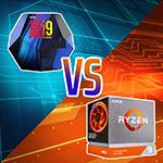 Intel Core vs AMD Ryzen CPUs (Benchmarks & Comparison)
