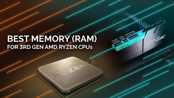 Best Memory (RAM) for 3rd Gen AMD Ryzen CPUs 3900X, 3700X, 3600