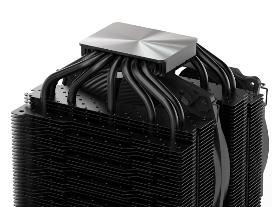 Best CPU Coolers for AMD Threadripper - Be quiet base