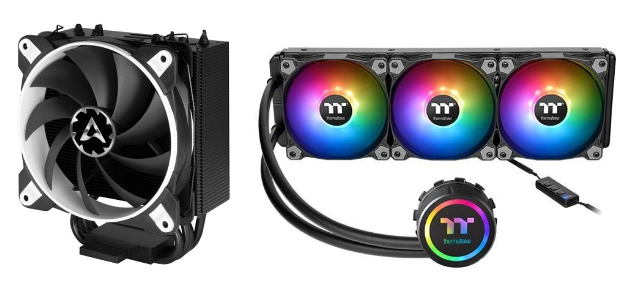 Best CPU Coolers for AMD Threadripper - HSF or Liquid Aio