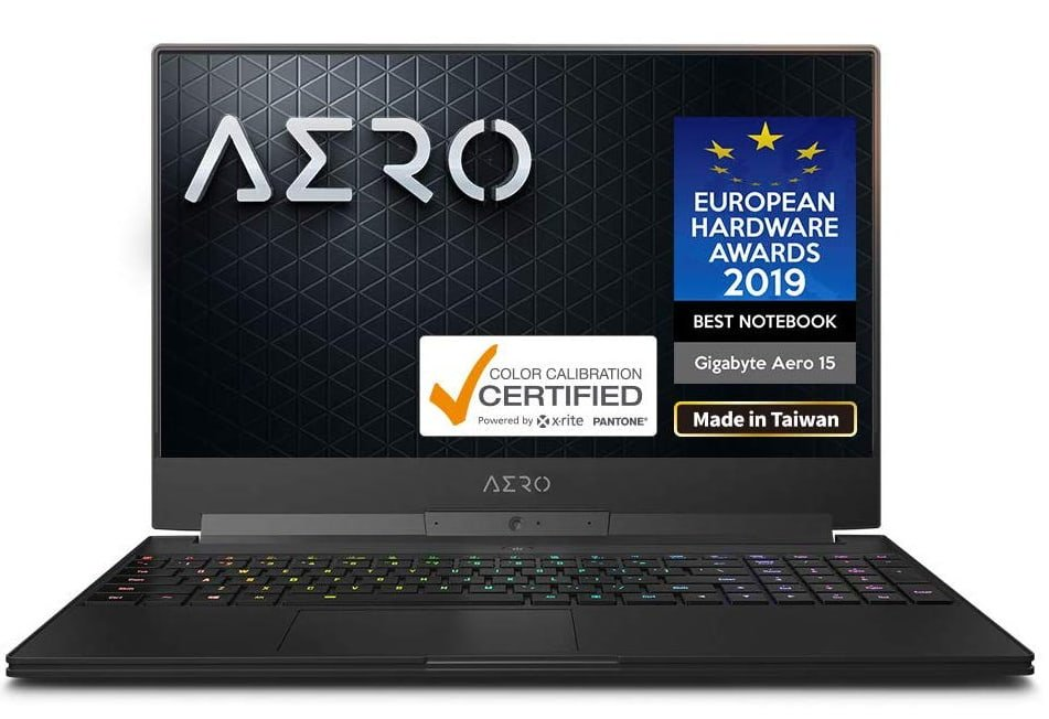 Gigabyte Aero Laptop 15 Classic