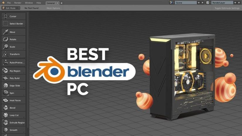 Best Computer for Blender (Workstation & PC-Build Guide)