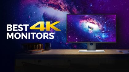 The absolute Best 4K Monitors you can buy today [2021 Guide]