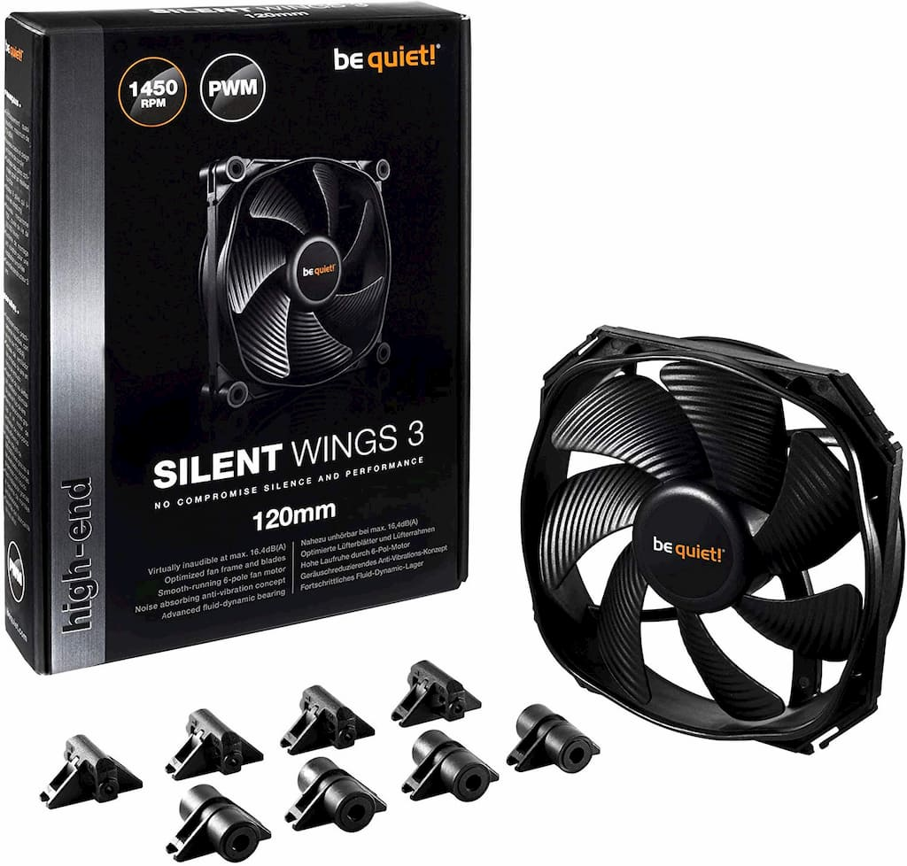 bequiet silent wings 3