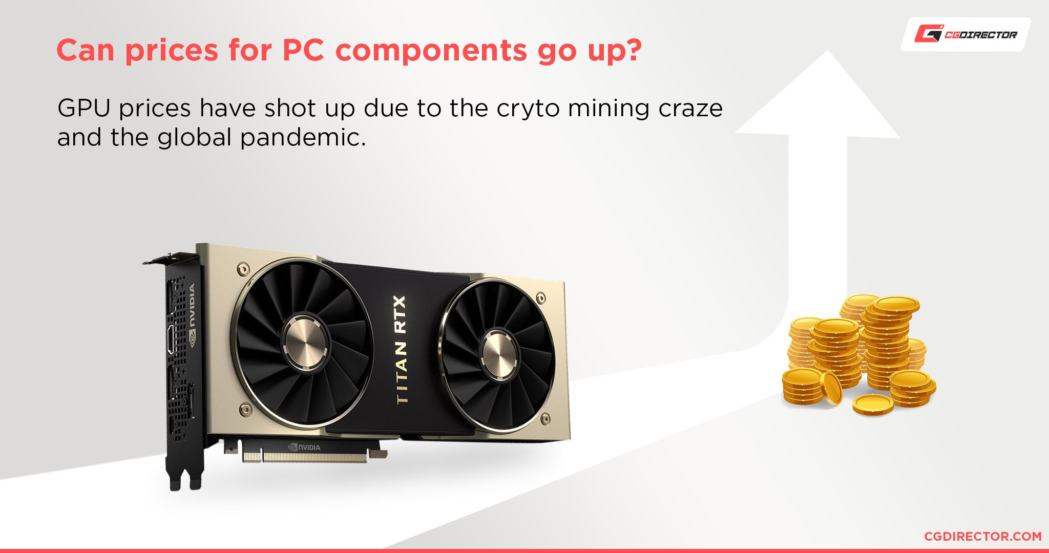 Can prices for PC components go up?