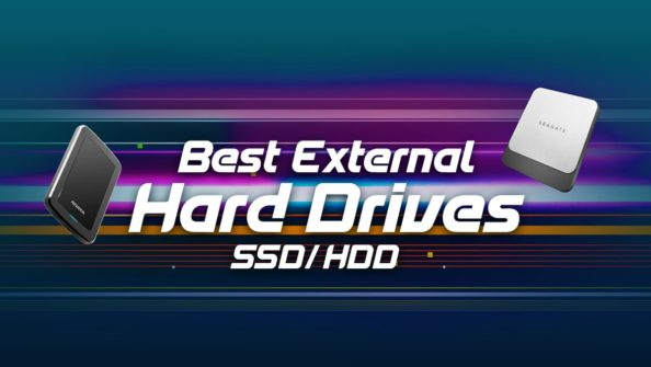 The Best External Drives for your needs (Hard-Drive & SSD)