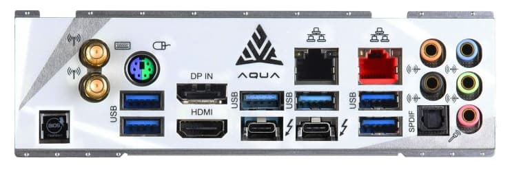 Thunderbolt Support on x570 Motherboard
