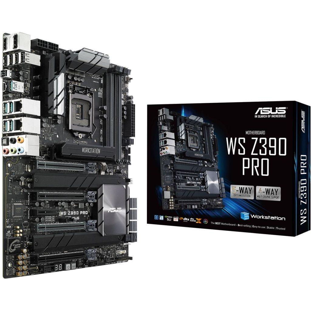WS Z390 Pro Hero