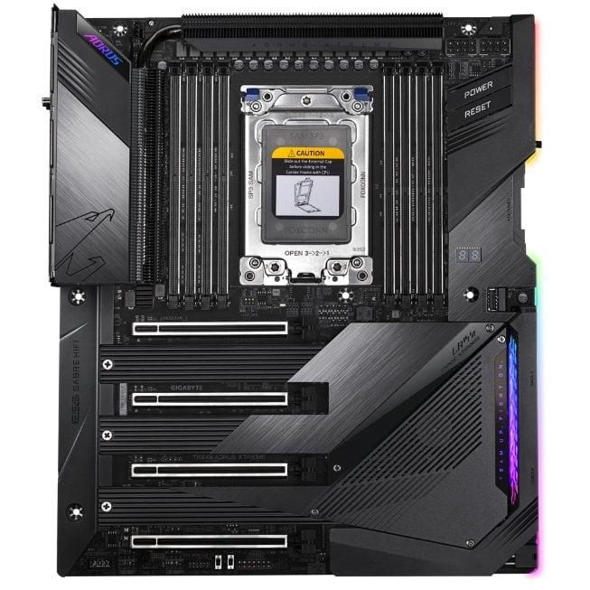 Gigabyte TRX40 Aorus Extreme top