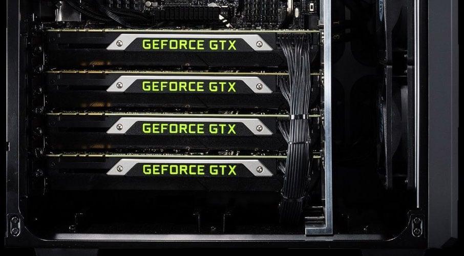 Multi GPU for Rendering