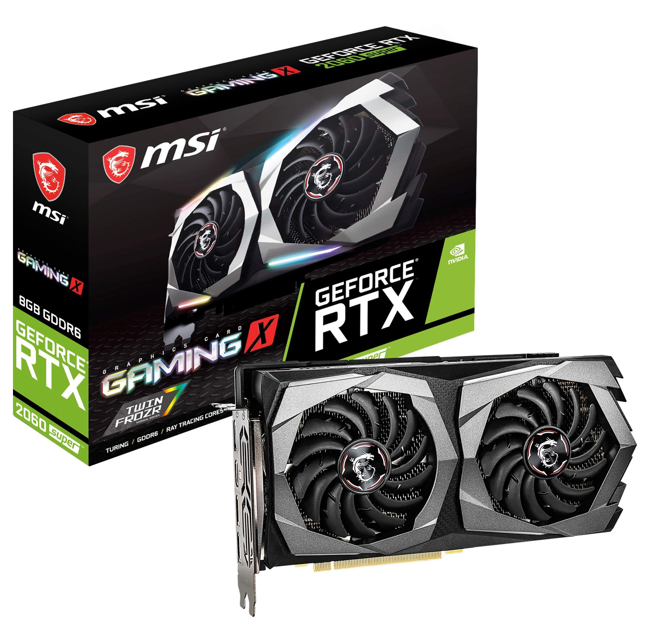 MSI Nvidia RTX 2060 Super