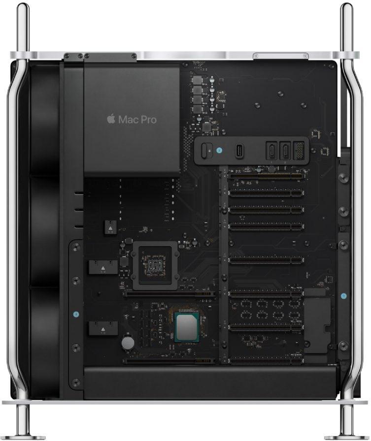 Mac Pro 2019 Inside Look