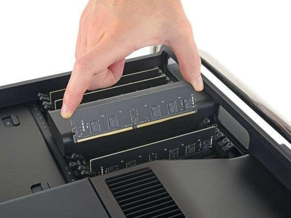 Mac pro 2019 RAM upgrade