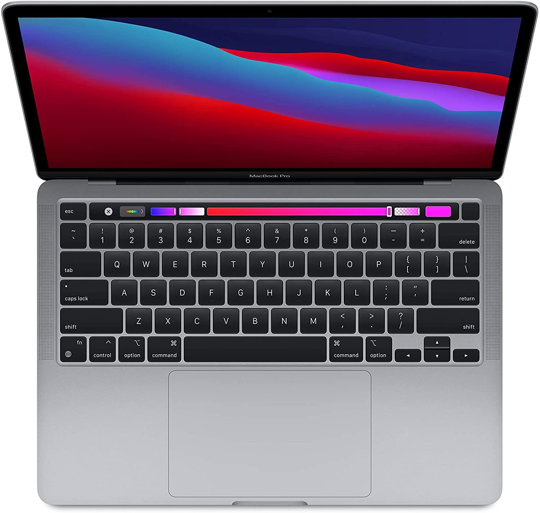 Apple MacBook Pro M1 Top-down