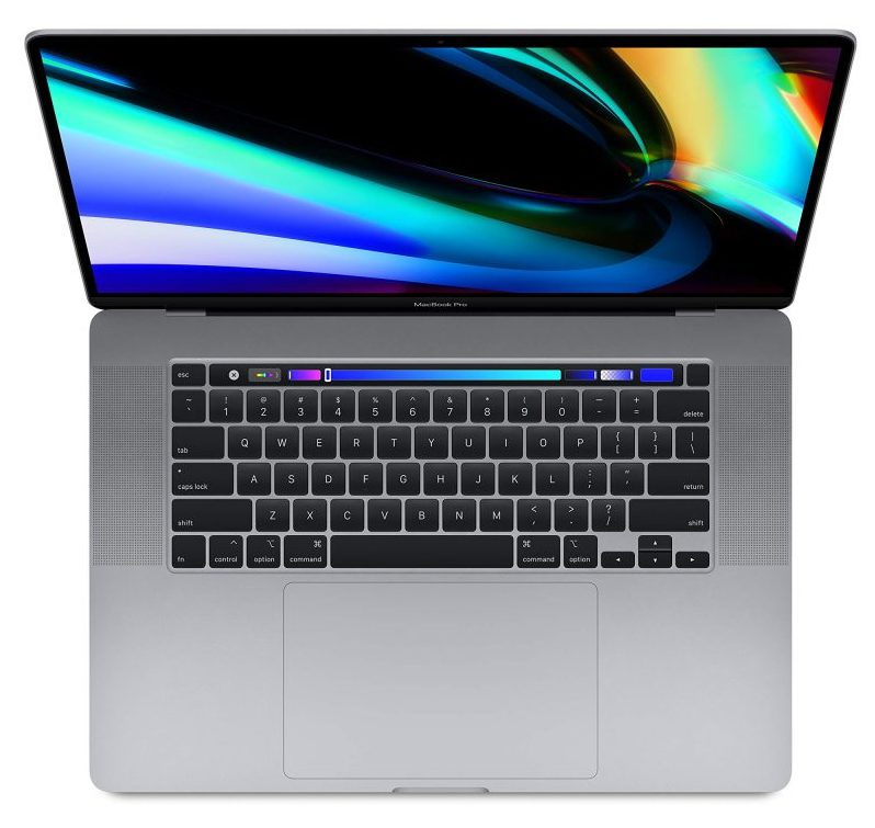 MacBook Pro for Graphic Design