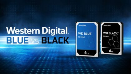 Western Digital Blue vs. Black Series – When to get what?