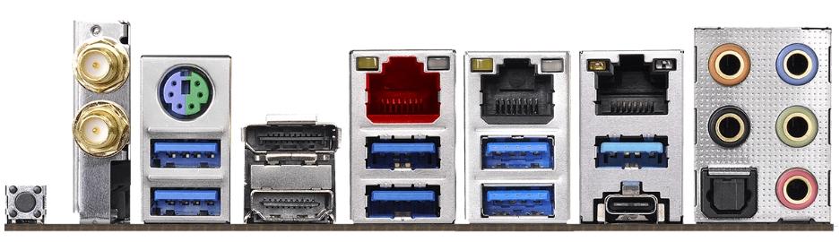 ASRock Z390 Taichi Ultimate IO