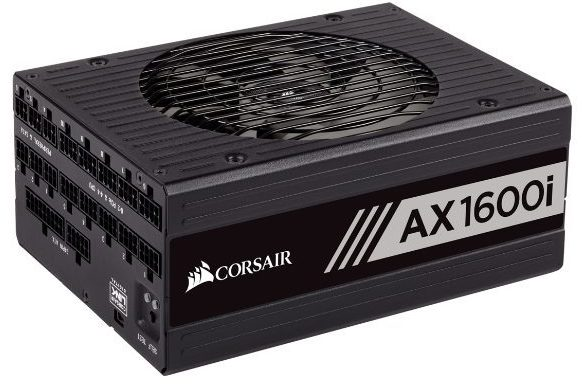 CORSAIR AX1600i 1600W (Fully-Modular)