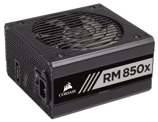 CORSAIR RMx Series RM850x 80-Plus Gold (Fully-Modular)