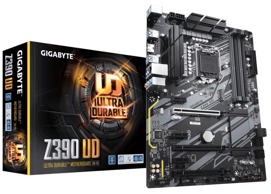 Gigabyte Z390 UD Hero