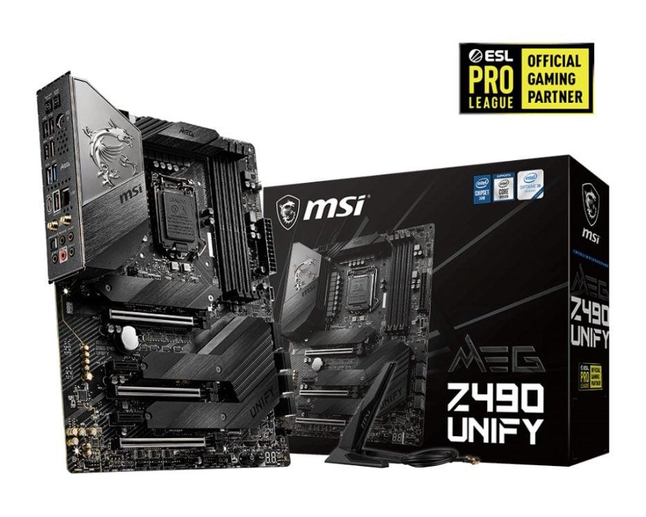 MSI MEG Z490 Unify (ATX)
