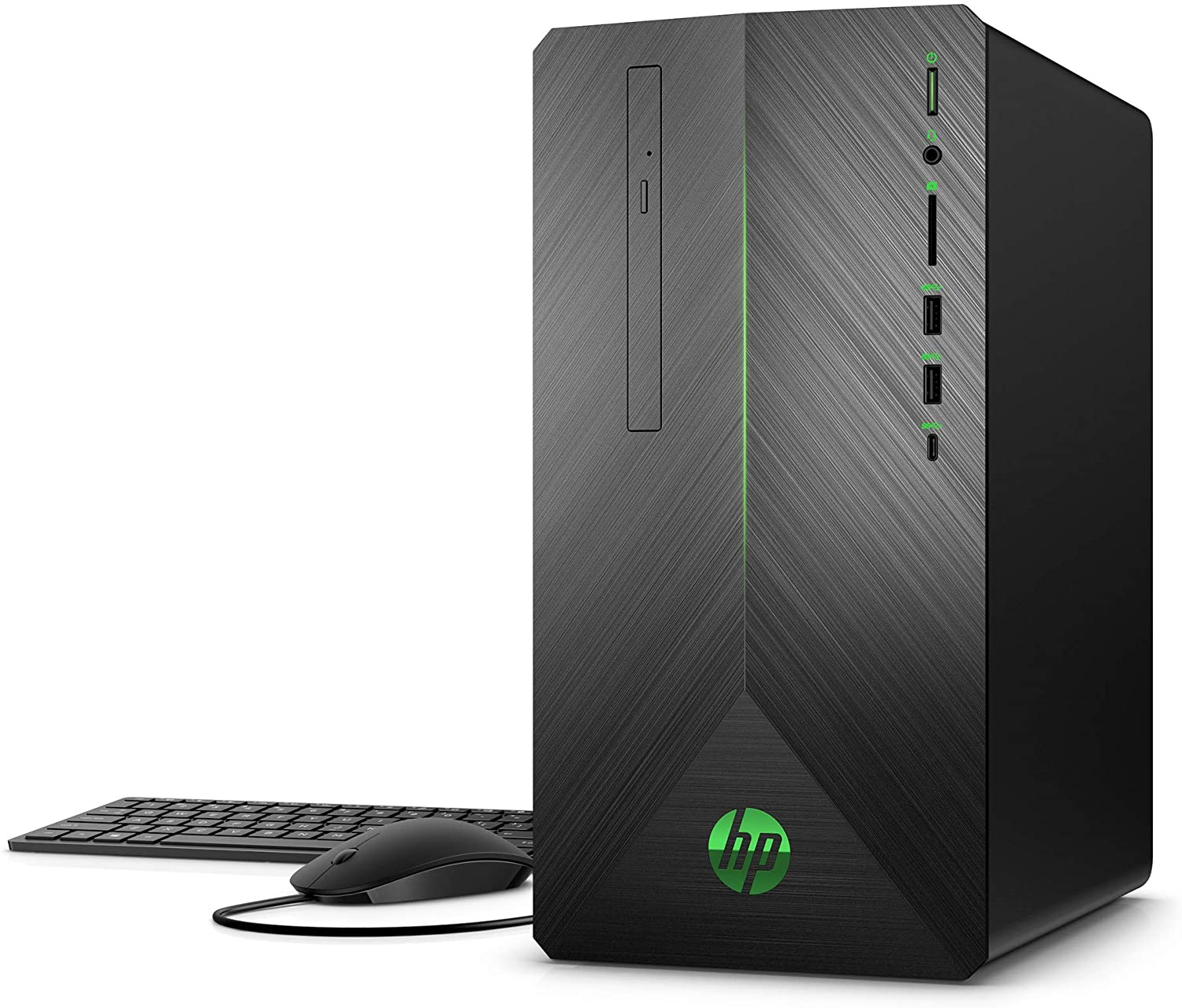 Image of an HP Pavillon Desktop PC