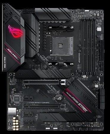 Asus ROG Strix B550 F-Gaming top