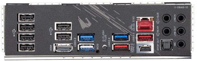 Gigabyte B550 Aorus Pro IO