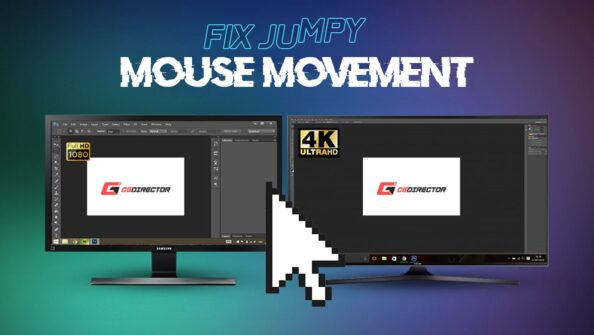Fix Jumpy Mouse Movement across multiple Monitors (Free tool)
