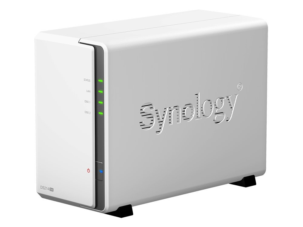 Synology NAS (Network Attached Storage)