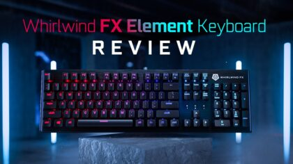 Whirlwind FX Element Keyboard Review