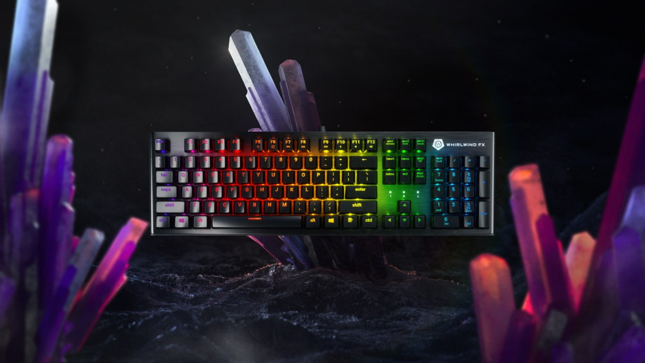 Whirlwind Keyboard Review