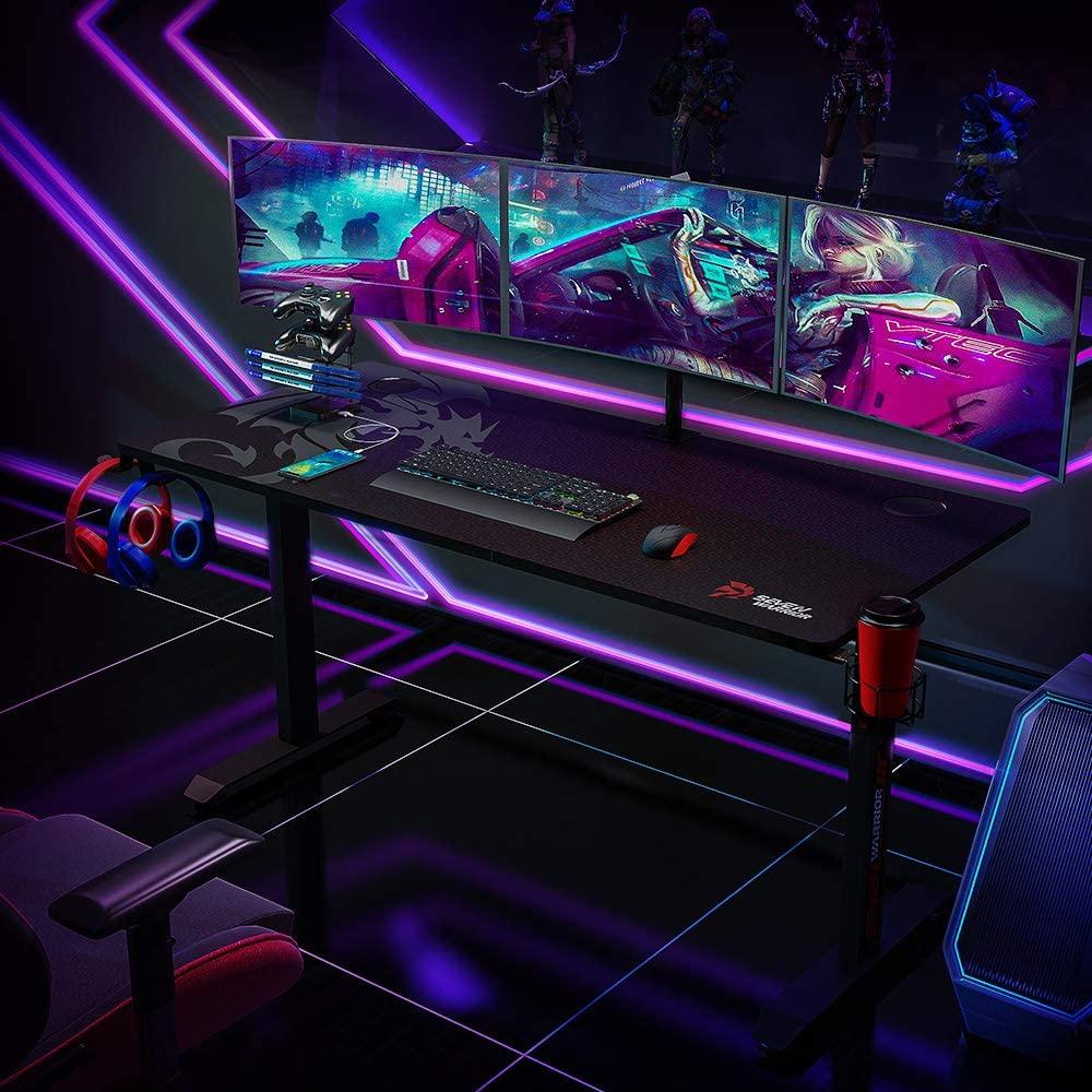 Stylish Gaming Desk